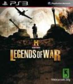 History: Legends of War - Patton [USA] [ENG]