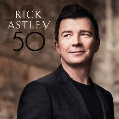 Rick Astley - 50   *2016* [mp3@320kbs] [SUPERTRAMP]
