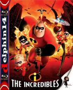 Iniemamocni / The Incredibles (2004) [720p] [BRRip] [XviD] [AC3-D14] [Dubbing PL]