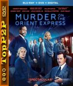 Morderstwo w Orient Expressie / Murder on the Orient Express (2017) [1080p] [HC] [WEBRip] [XViD] [AC3-MORS] [Napisy PL]