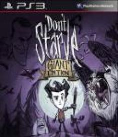 Don't Starve: Giant Edition [USA] [ENG]