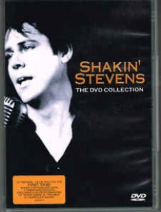 Shakin' Stevens - The DVD Collection (2005) [PAL] [DVD9]