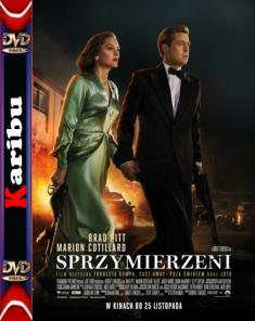 Sprzymierzeni / Allied (2016) [720p] [BluRay] [x264-KiT] [Lektor PL] [Karibu]