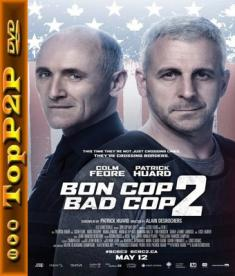 Dobrzy gliniarze 2 / Bon Cop Bad Cop 2 (2017) [BDRip] [x264-KiT] [Lektor PL]