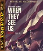 Jak nas widzą / When They See Us [Sezon 1] [720p] [WEB] [X264-J] [Lektor PL]