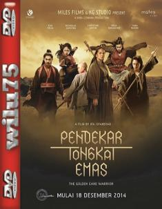 The Golden Cane Warrior - Pendekar Tongkat Emas *2014* [480p] [BRRip] [AC3] [XviD-SLiSU] [Napisy PL]