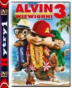Alvin i Wiewiórki 3 - Alvin and the Chipmunks Chipwrecked (2011) [DVDRip] [XViD] [AAC] [Dubbing PL] [H1]