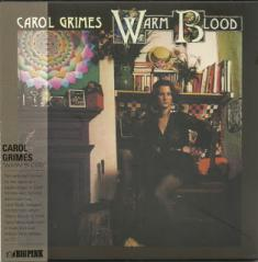 Carol Grimes - Warm Blood (1974; 2017 Korean) [FLAC] [Z3K]