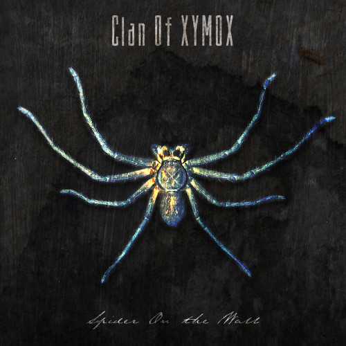 Clan of Xymox - Spider on the Wall (2020) [Flac]
