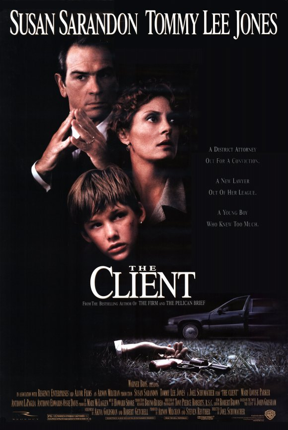 Klient - The Client (1994) [m1080p] [BluRay.x264x-DENDA] [AC-3] [Lektor PL]