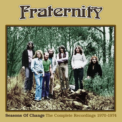 Fraternity - Seasons Of Change: The ComPLete Recordings 1970-1974  (2021) [FLAC]
