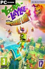 Yooka-Laylee and the Impossible Lair Digital Deluxe Edition [v.1.0.27415+DLC] *2019* [MULTI-PL] [GOG] [EXE]