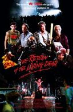 The Return of the Living Dead - Powrót Żywych Trupów *1985* [DVDRip.XviD] [Lektor PL]
