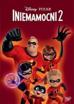 Iniemamocni 2 / The Incredibles 2 (2018) [DVDRip.x264] [AC-3] [Dubbing PL]