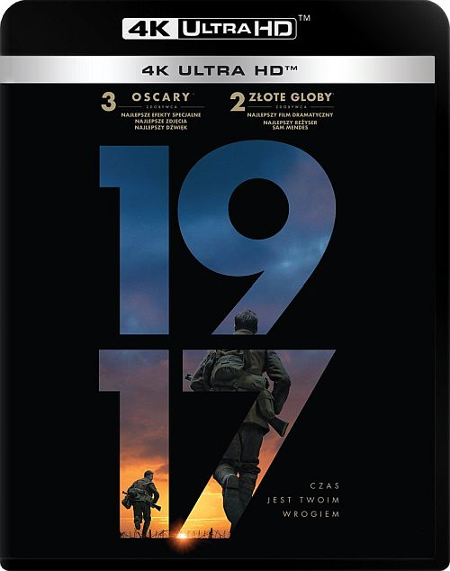 1917 (2019) [BluRay] [4k] [2160p] [x265] [HEVC] [Custom Audio DTS 5.1 PL] [Lektor PL] [Spedboy]