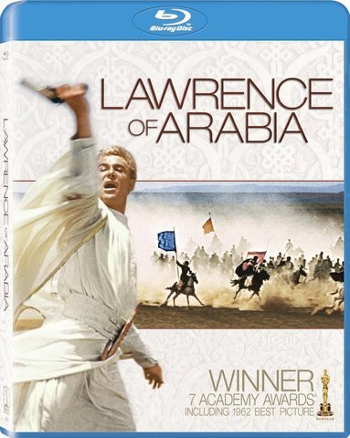 Lawrence z Arabii / Lawrence of Arabia (1962) [BRRip] [480p] [XviD] [AC3-LTN] [Lektor PL] [avi]  [FIONA9]