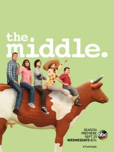 Pępek świata - The Middle [S07E03] [HDTV] [x264-LOL] [ENG]