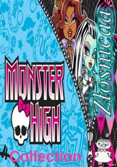 Kolekcja Monster High - Monster High Collection *2012-2016* [BRRip.x264-Złośnicaa] [Dubbing PL]