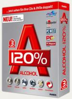 Alcohol 120% Retail [full] 2.03.11012 [Multi] [With Patch]