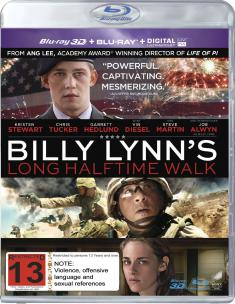 Najdłuższy marsz Billy'ego Lynna 3D - Billy Lynn's Long Halftime Walk *2016* [mini-HD.1080p.3D.Half.Over-Under.DualAudio.AC3.BluRay.x264-SONDA] [Lektor i Napisy PL] [ENG]