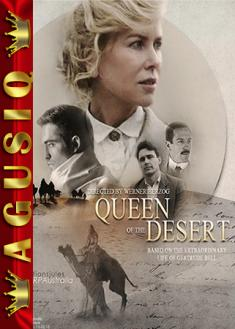 Królowa pustyni - Queen of the Desert *2015* [720p] [BluRay] [AC3] [x264-KiT] [Lektor PL] [AgusiQ]