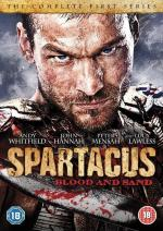 Spartakus: Krew I Piach / Spartacus: Blood And Sand (2010) (Sezon 1 - KOMPLET) [720p.XviD.AC3] [Lektor PL]