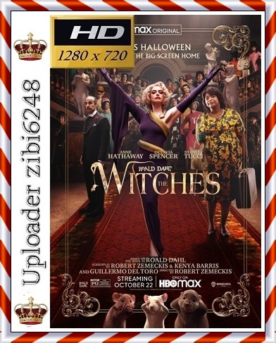 Wiedźmy - The Witches *2020* [720p] [BluRay] [AC-3] [x264-KiT] [Dubbing PL] [zibi6248]