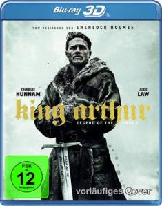 Król Artur : Legenda miecza - King Arthur Legend of the Sword *2017* [1080p] [3D] [H-SBS] [BLURAY] [H264] [AC3] [LEKTOR PL]