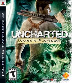 Uncharted: Drake's Fortune [USA] [ENG]