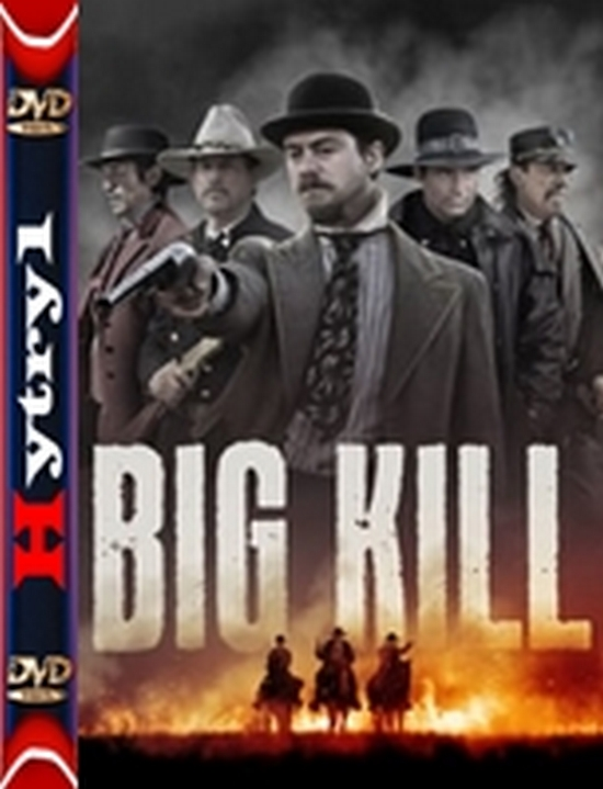 Big Kill: Miasto bezprawia - Big Kill (2019) [720p] [BRRip] [XviD] [AC3-H1] [Lektor PL]