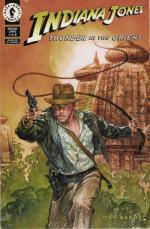 Indiana Jones - Thunder in the Orient (Dark Horse) 1-6