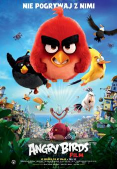 Angry Birds Film - The Angry Birds Movie *2016* [720p] [HD.TC] [XviD] [DD2.0-MAXX] [Dubbing PL] [KINO]