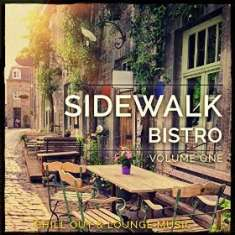 VA - Sidewalk Bistro. Vol 1. Chill out and Lounge Music (2015) [mp3@320kbps]