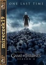 Gra o Tron - Game of Thrones *2019* [Sezon 8] [DVDRip] [XviD-NN] [Lektor PL]