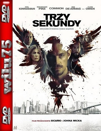 Trzy Sekundy - The informer *2019* [BDRip] [XviD-KiT] [Lektor PL]