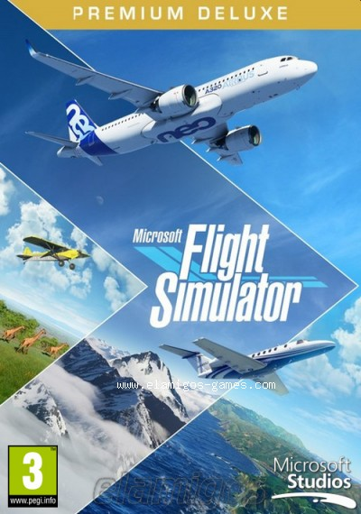 Microsoft Flight Simulator Deluxe Edition (2020) MULTi8-ElAmigos