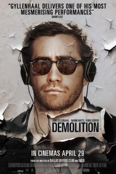 Destrukcja - Demolition *2015* [1080p] [10bit] [BluRay] [AC3] [x265-PLUS] [Lektor PL]