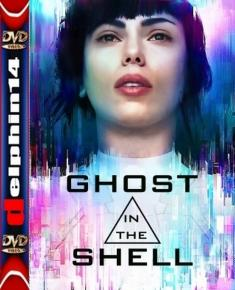 Ghost in the Shell (2017) [HCHDRip] [XviD] [AC3-D14] [Lektor PL IVO]