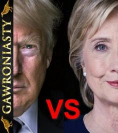 Donald Trump vs Hillary Clinton - debata prezydencka *2016* [WEB-DL.h264-FT] [Lektor PL]