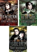 Scott Westerfeld - cykl Lewiatan tom 1-3 [ebook PL] [epub mobi pdf]