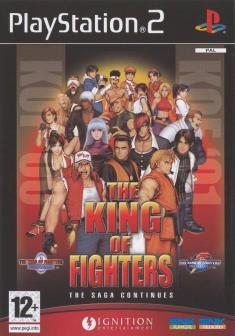 The King of Fighters 2000/2001 [PAL] [ENG]