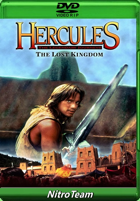 Herkules I Zaginione Królestwo- Hercules And The Lost Kingdom *1994* [DVDRip.H264.AC3.2.0/5.1-Spedboy-NitroTeam] [Napisy ENG-PL] [ENG-Lektor PL IVO]