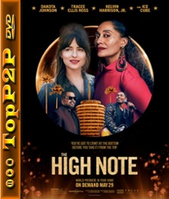 Na topie / The High Note (2020) [480p] [WEB-DL] [XViD] [AC3-MORS] [Napisy PL]