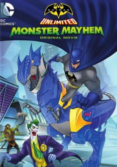Batman Unlimited: Miasto w mroku / Batman Unlimited: Monster Mayhem (2015) [480p] [BRRiP] [XViD] [AC3-K12] [Lektor PL]
