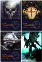 Dan Simmons - Cykl Hyperion (tom 1-4) [ebook PL] [epub mobi pdf azw3]