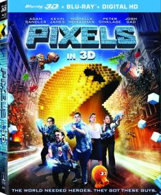 Piksele 3D - Pixels *2015* [mini-HD.1080p.3D.Half.Over-Under.AC3.BluRay.x264-SONDA] [Lektor PL] [AT-TEAM]