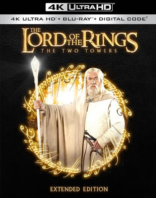 Władca Pierścieni Dwie wieże / The Lord of the Rings The Two Towers (2002)  [EXTENDED] [BD1 / BD2] [2160p.UHD.BLU-RAY.CUSTOM.DV.HDR.HEVC.TrueHD.7.1.Atmos.AC3] [Lektor + Napisy PL]