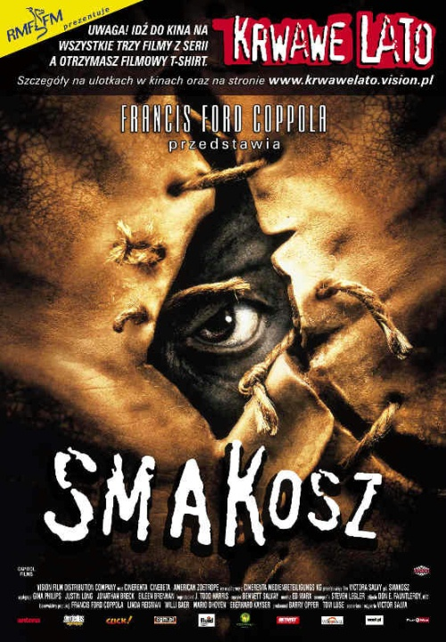 Smakosz- Jeepers Creepers ( Duology) [2001- 2003] [Custom Audio] [1080p] [BDRip.x264.DTS] [Lektor PL] [Spedboy]