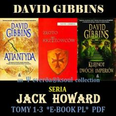 David Gibbins - cykl Jack Howard 1-3 [PDF] eds [PL]
