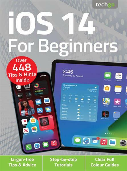 TechGo iOS 14 For Beginners – First Edition 2021 [ENG] [PDF] [sfpi] [FIONA9]